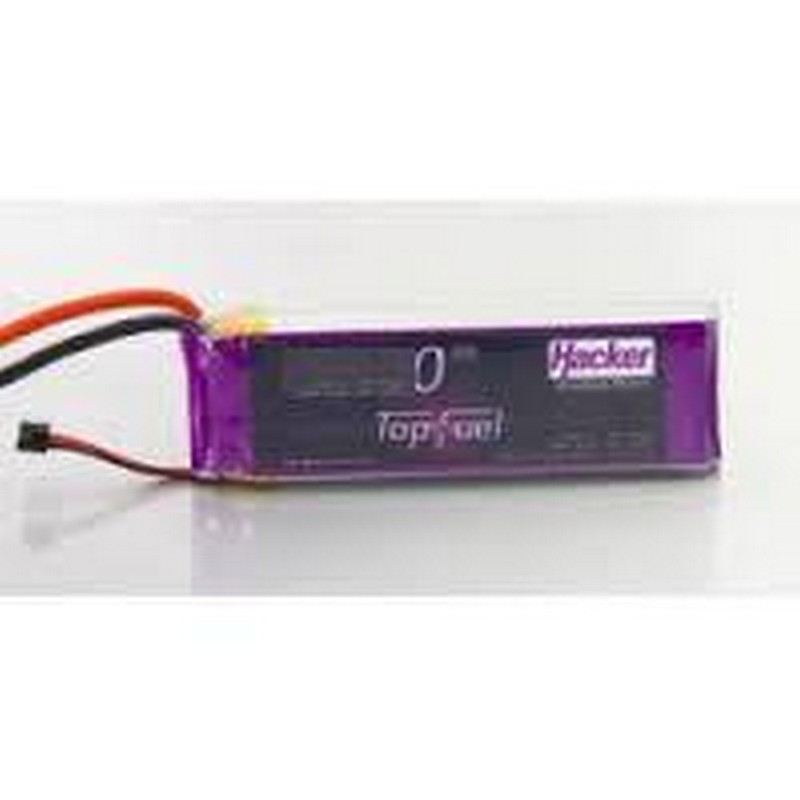 Hacker TopFuel 18 5v 4000mAh 5S Light 20C Lipo