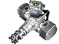 DLE-40T Twin Petrol Engine - DLE40T