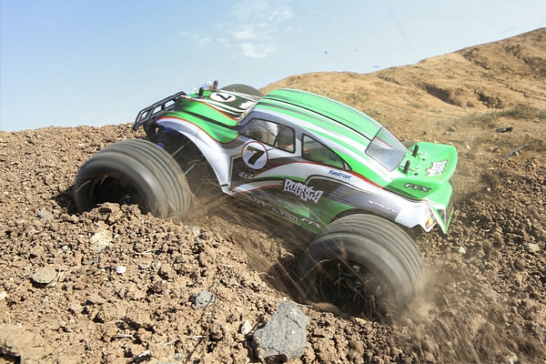 FTX 1/10 Bugsta RTR Brushless Electric 4WD Buggy