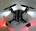 NEW Hubsan X4 LED Mini Quad Copter RTF 2.4Ghz - Due Soon