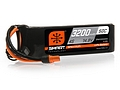 Spektrum 3200mAh 4S 14.8V 50c Smart LiPo Battery IC3