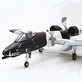 FMS 1500mm A-10 Warthog Twin V2 70mm EDF