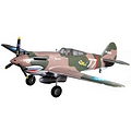 FMS 1400mm P-40B Super Scale Warbird