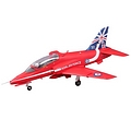 FMS 1042mm Red BAE Hawk 80MM EDF Artf-OUT OF STOCK