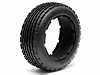 HPI 4831 - Dirt Buster Rib Tyre M Compound (170X60MM/2PCS)