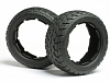 HPI 4837 - Tarmac Buster Tire M Compound (170x60mm/2pcs)