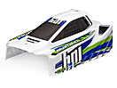 HPI 7799 Brama EB10 Buggy Painted Body White w/decals