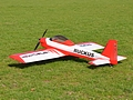 Max Thrust Pro-Built Balsa Ruckus ARTF  - IC or Electric Red